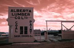 Ukrainian Village - Alberta Lumber