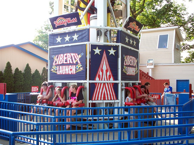 Holiday World - Liberty Launch