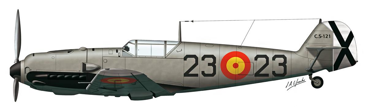Bf-109-E3
