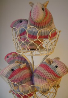 handmade hamsters ....