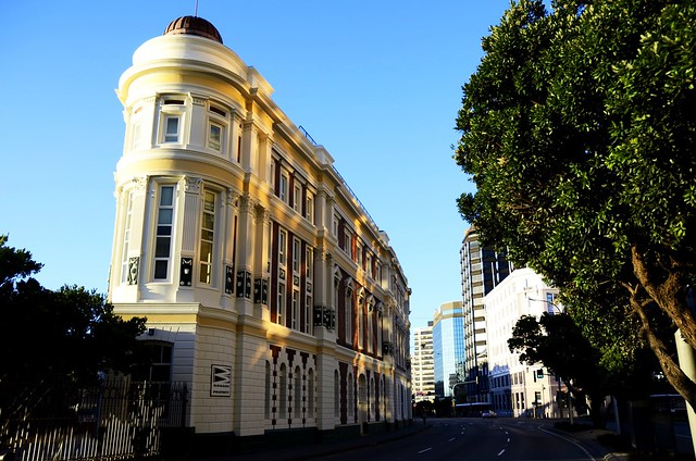 Wellington architecture