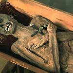 Mumie Oberkörper