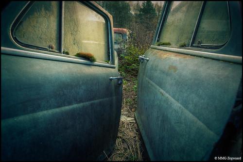 Båstnäs car graveyard (Se)