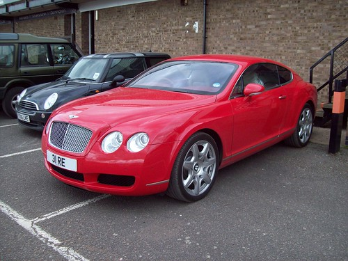 Cool Cars In Movies 2008 Bentley Continental Gt Speed From Doomsday