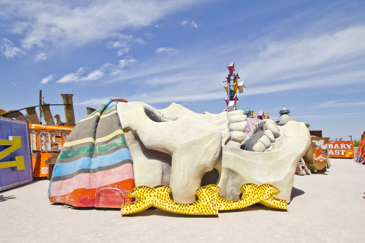 The Neon Museum Boneyard - Las Vegas, NV