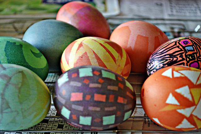 easter eggs #2