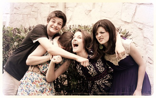 4 oldest siblings easter