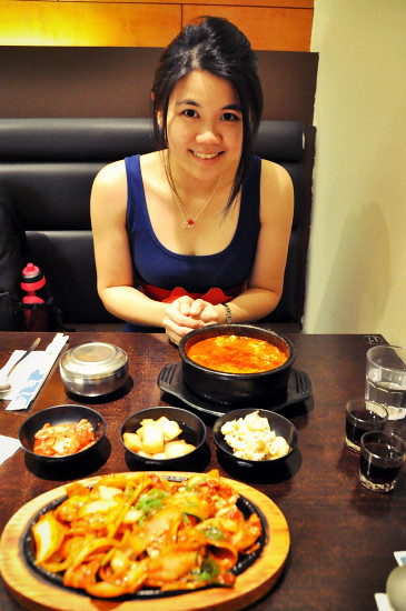 Madtongsan II Korean Restaurant Brisbane