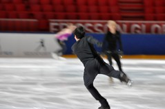 bandy(0.0), skating(1.0), ice dancing(1.0), winter sport(1.0), individual sports(1.0), sports(1.0), recreation(1.0), axel jump(1.0), outdoor recreation(1.0), ice skating(1.0), figure skating(1.0),