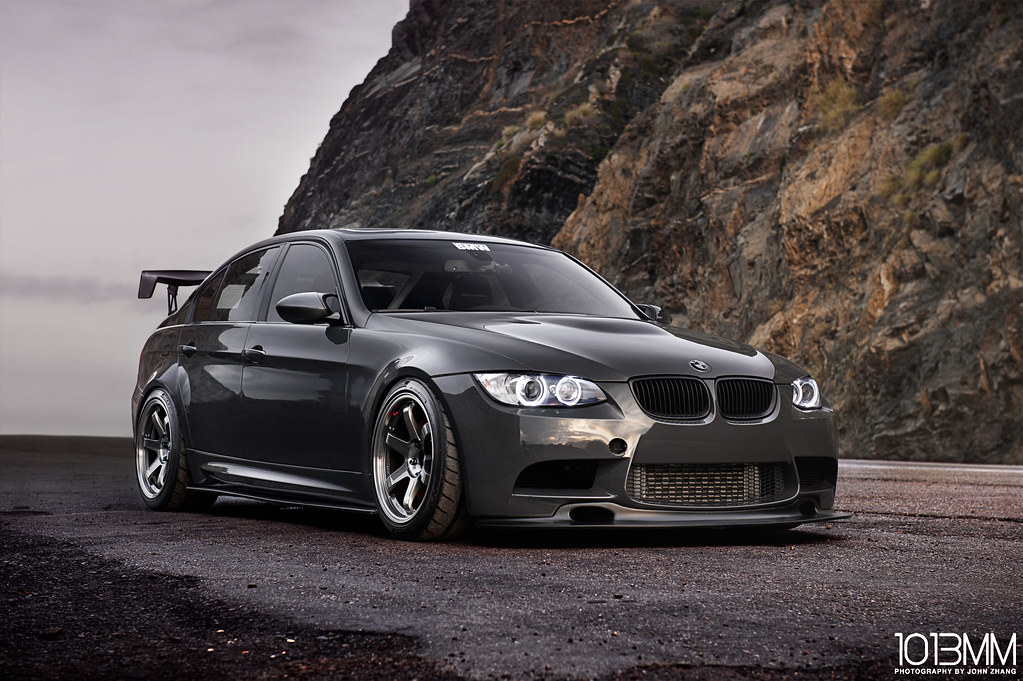 Darrens BMW 335i for Performance BMW Magazine May '12