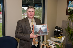 Dr. Harmon's Book Signing - April 16, 2009