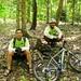 sepedaan : rumah hutan