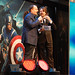 Marvel Studios producer Kevin Feige talks The Avengers with Jonathan Ross
