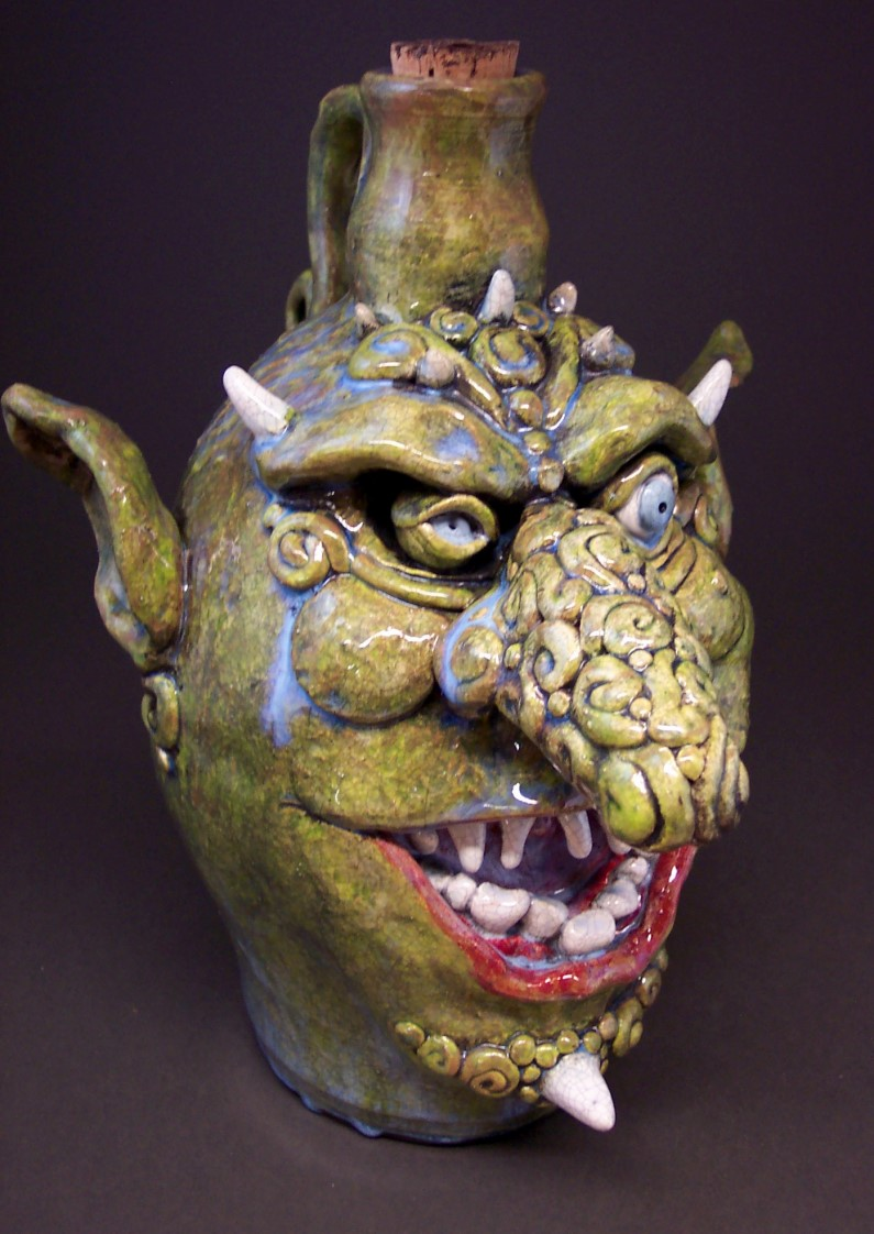 Olde Scrumpie The Cider Goblin
