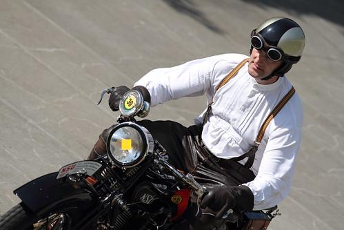NSU 501T motorcycle