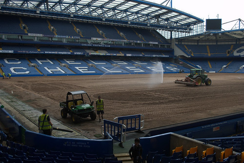 Stamford Bridge Stadium Tour