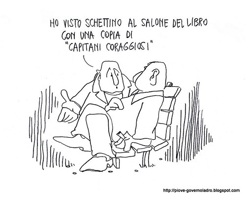 Celebrità al Salone del Libro di Torino by Livio Bonino