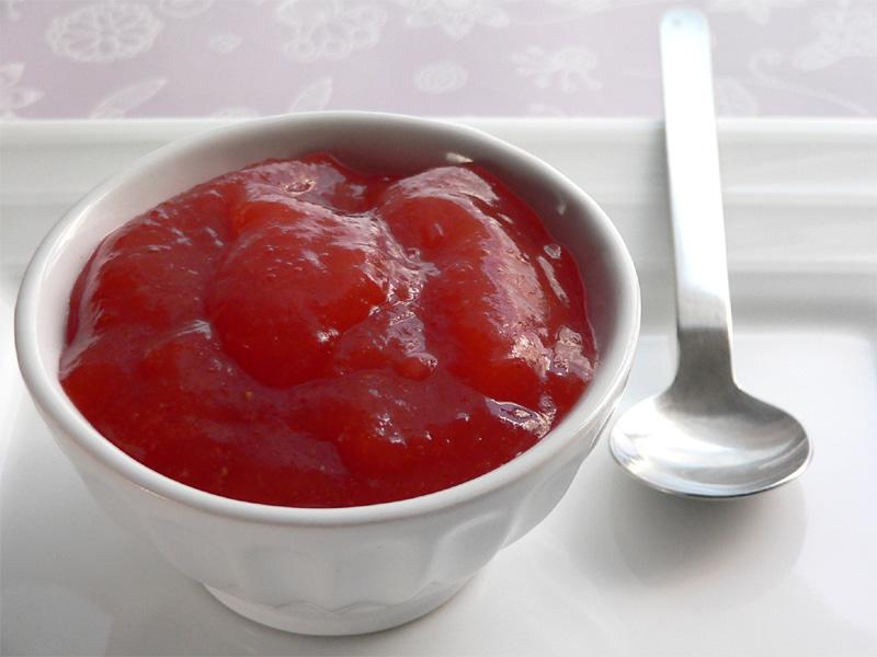 Melonen-Erdbeer-Marmelade