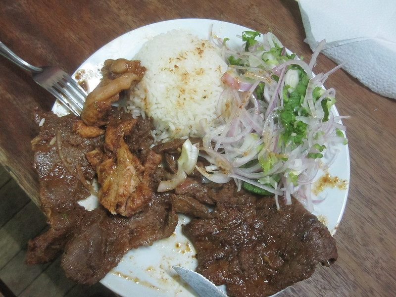 Cusco Peru Steak