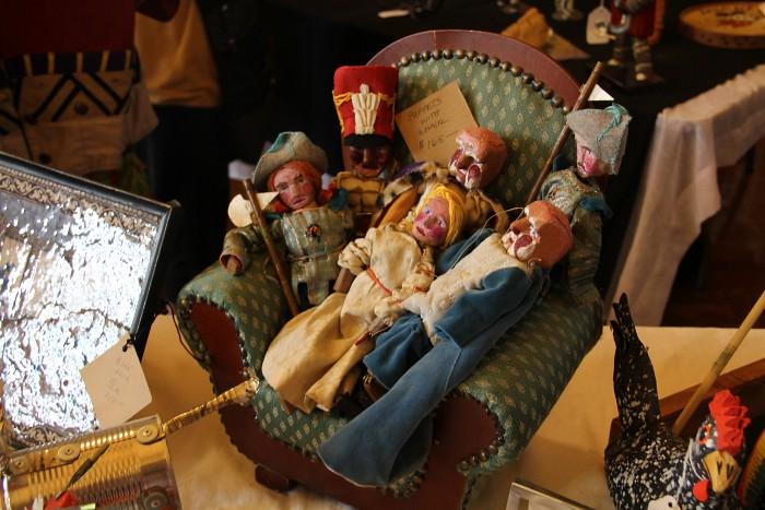 puppetsarmchair