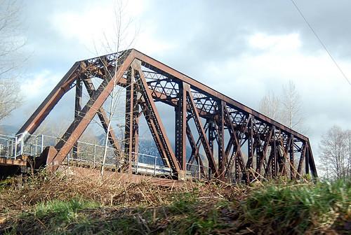 Twin Peaks bridge