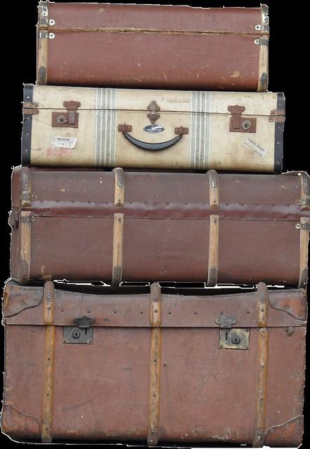 Vintage Trunks Stock