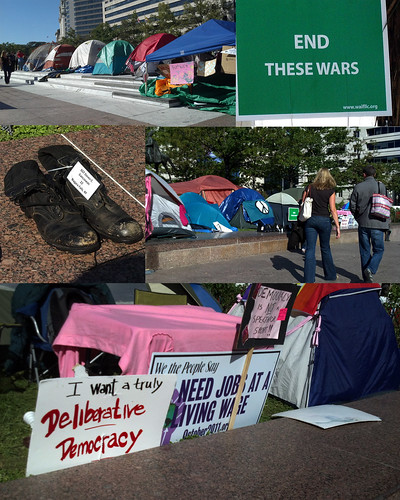 Stop the Machine/Occupy Washington DC Colalge