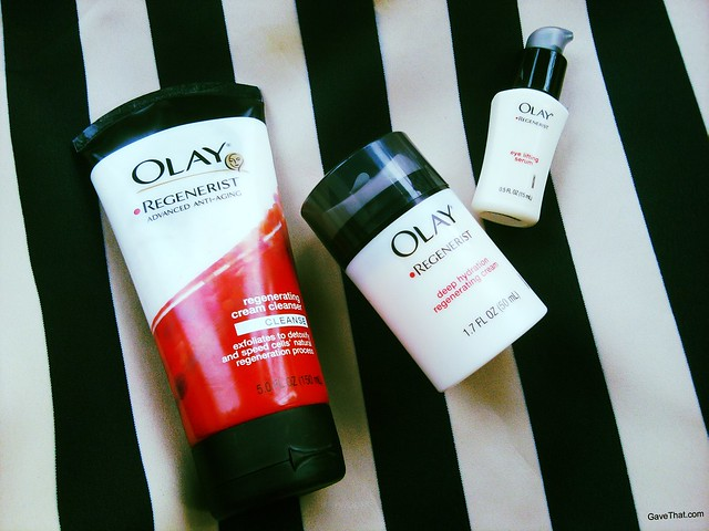 Summer favorites from the Olay Regenerist line
