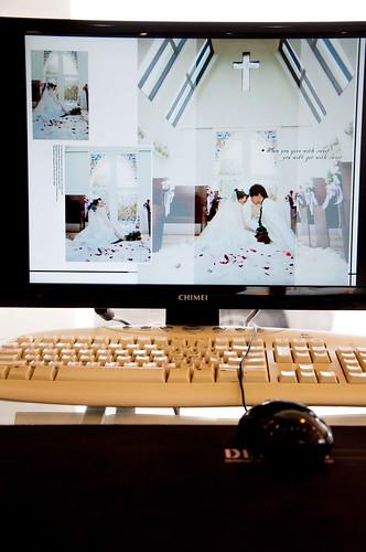 高雄京宴婚紗-新人婚紗照分享2