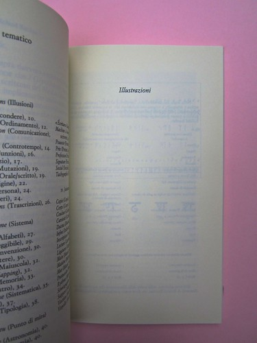 Roland Barthes, Variazioni sulla scrittura. Einaudi 1999. [Responsabilità grafica non indicata]. Tavole delle illustrazioni, fuori testo [pag. 3]: (part.), 1