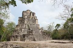 Muyil, Structure 8I-13, Castillo