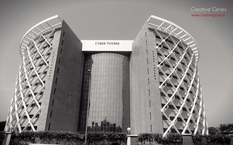 Cyber Towers, Hi-tech City, Hyderabad