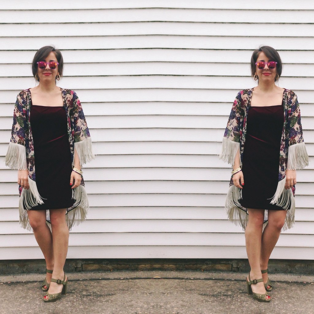 WEARING • My Favorite Outfit at The Soubrette Brunette!