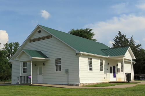 Rosenwald School Replica (Community Center) - Smyrna, TN