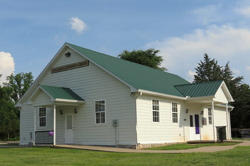 Rosenwald School Replica (Community Center) - Smyrna, TN