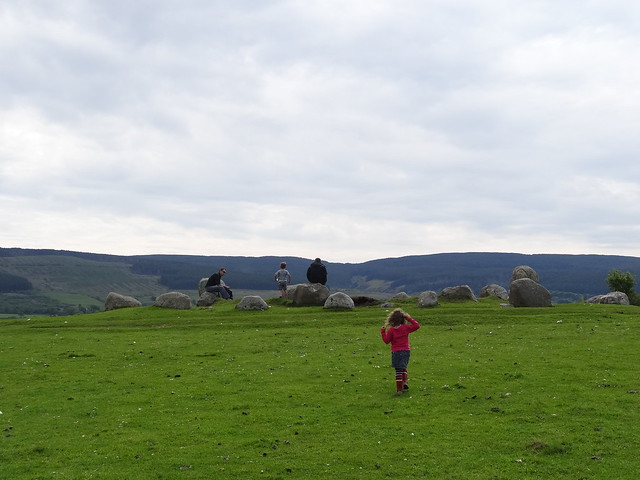 Machie Moor Stone Circles, Isle of Arran