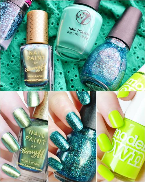 green_nails
