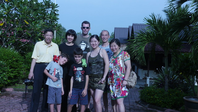 Our Chengdu friends