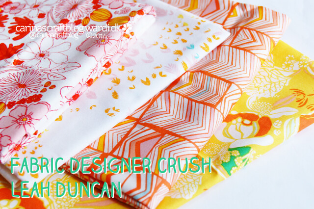 Leah Duncan fabric crush