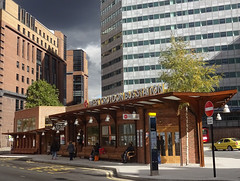 Picture of West Croydon Bus Station
