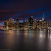 Lower Manhattan Skyline, New York