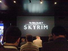 Skyrim!