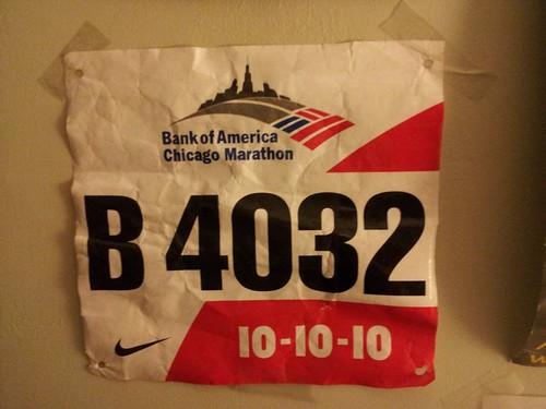Race Bib