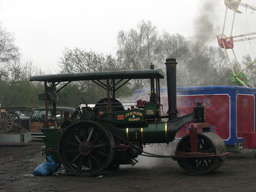 steam at easter