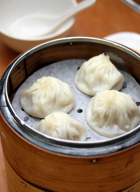Swee Choon Tim Sum Restaurant's Shanghai Xiao Long Bao (上海小龙包)