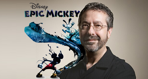 Warren Spector interview regarding Disney Epic Mickey