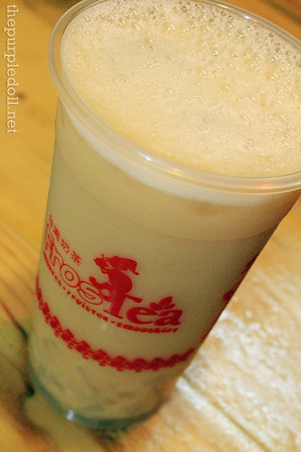 Yakult-Green Tea with Jelly P90