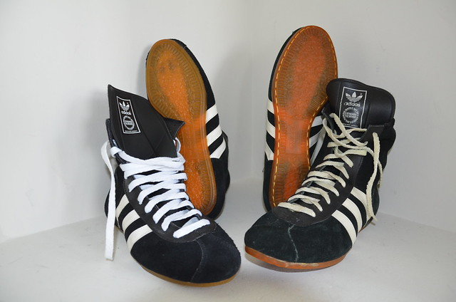 Vintage West German Adidas. Size 6.5 Gone and 7