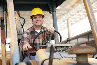 warehouse worker On The Job - warehouse staffing - warehouse worker - warehouse employee - forklift operator