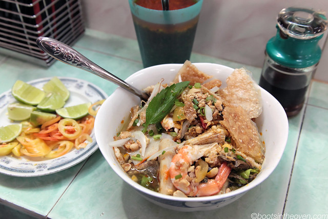 Mì Quảng - the superior version